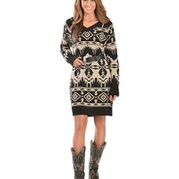 Woolrich Fairisle Sweater Dress - Sheplers