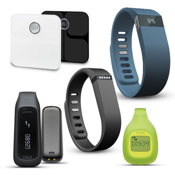Fitbit Wireless Activity Tracker Collection