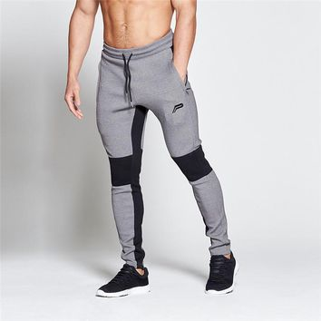 GYMPursue Men's Jogger Brand Casual Pants Fitness Men's Trousers Muscle Brothers Exercise Men's Pants Men's Pants Fitness trouse