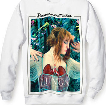 Florence & The Machine Lungs Organic Sweatshirt
