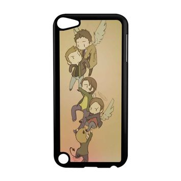 Supernatural 01 iPod Touch 5 Case