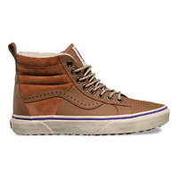 Pebble Leather SK8-Hi 46 MTE | Shop at Vans