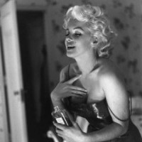 Edward Feingersh'Marilyn Getting Ready To Go Out New York' (Limited Edition)1955