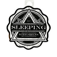 Sleeping With Sirens Triangle Sticker