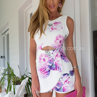 Blooming Nights Playsuit