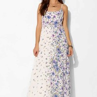 Kimchi Blue Wildflower Maxi Dress-