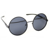 Deadstock Sunglasses - Time Travails (Black)