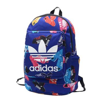Adidas Large Casual Bag Laptop Travel Cycling Backpack