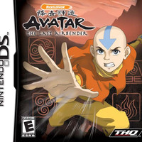 Avatar the Last Airbender - Nintendo DS (Game Only)
