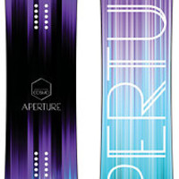 Aperture Cosmo 152cm Girls Reverse Camber 2014 Snowboard