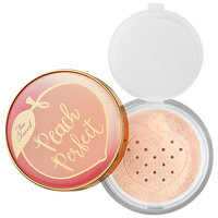 Peach Perfect Mattifying Setting Powder – Peaches and Cream Collection - Too Faced | Sephora