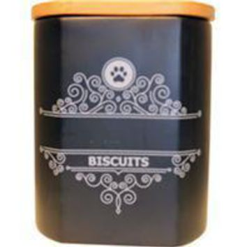 H&c Animal Health - Be One Breed Porcelain Treat Jar