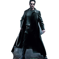 Neo The Matrix Cardboard Standup