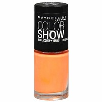 Maybelline Color Show Nail Color, Sweet Clementine