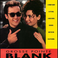 Grosse Pointe Blank 27x40 Movie Poster (1997)
