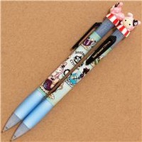 blue Sentimental Circus mechanical pencil bunny cup carousel - Pens-Pencils - Stationery