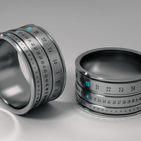 Yanko Design   »  Timed Ring