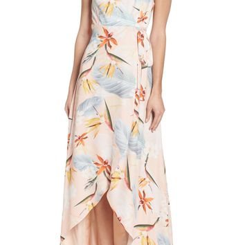 Show Me Your Mumu Mariah Wrap Maxi Dress | Nordstrom