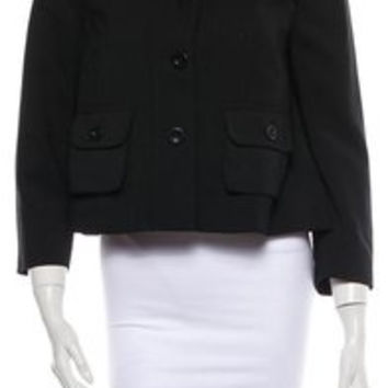 See By Chloe Black Jacket