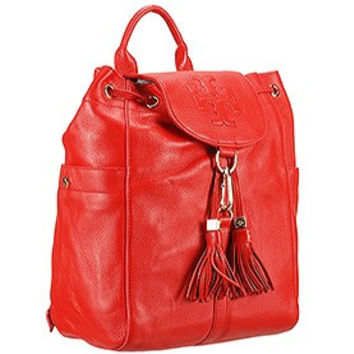 Tory Burch Thea Backpack Red