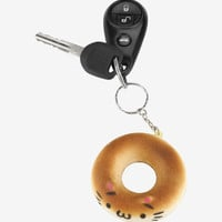 Squishy Cat Donut Blind Key Chain