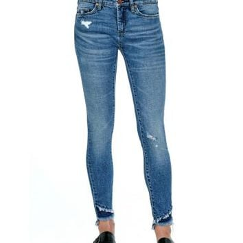 Women's Blank NYC App Happy Skinny Denim