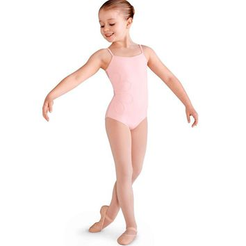 Daisy Mesh Cami Child Leotard by Bloch