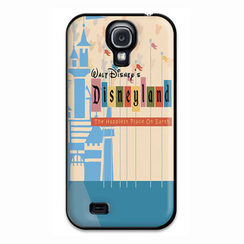 The Happiest Place On Earth Disneyland Samsung Galaxy S4 Case