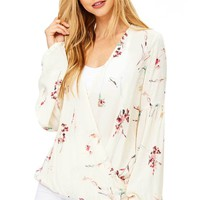 Airy Floral Blouse
