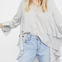 Free People Stripes On My Mind Top