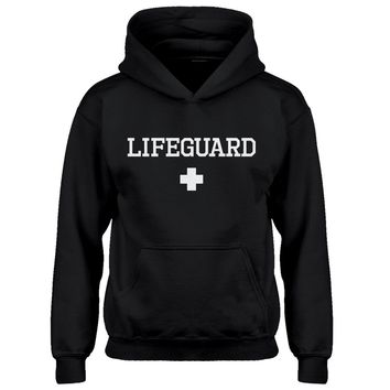 Youth Lifeguard Kids Hoodie