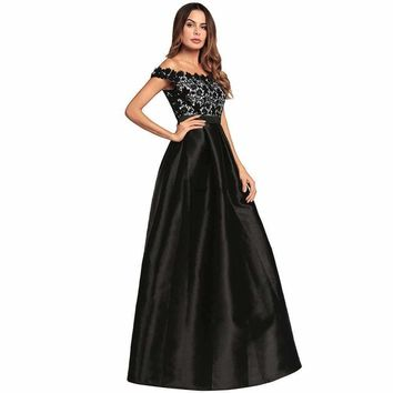 runway  evening party dresses gorgeous half sleeves sheer mesh embroidery boho bohemian long dress brand style