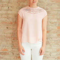 Lela Top - Blush