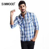 Casual Plaid Shirts for Men
