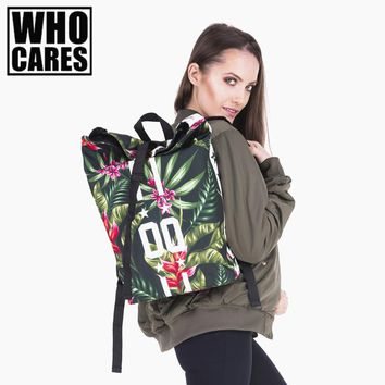 Tropical 00 Stars 3D Printing courier backpack 2017 Fashion Backpack travel bag women bolsa de viagem mens luggage bags viaje