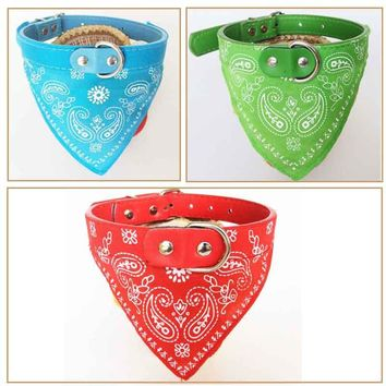 Puppy Cat Collar Scarf