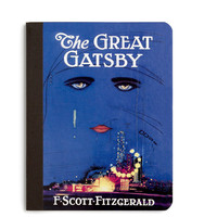 The Great Gatsby notebook