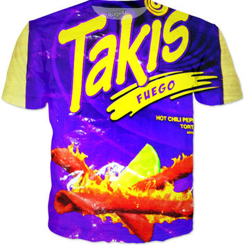 The Official Takis Shirt