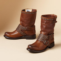 JENNA STUDDED BOOTS BY FRYE®         -                  Boots         -                  Footwear & Bags                       | Robert Redford's Sundance Catalog