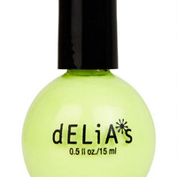 Light Green Nail Polish
