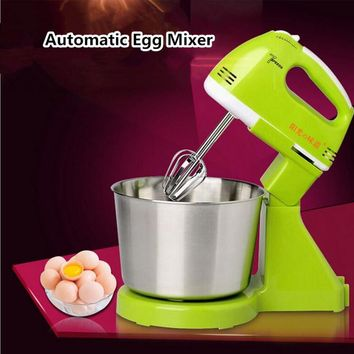 Mini Automatic Electric Blender Egg Stirrer Baking Beat Egg Blenders Cream Paste Stiring Whisk Dough Kneadin Dough Mixer