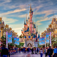disneyland, dreams, perfect, photography - inspiring picture on Favim.com