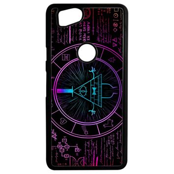 Bill Cipher Galaxy Google Pixel 2 Case