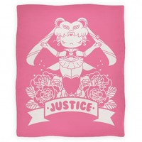Champion of Love and Justice Blanket