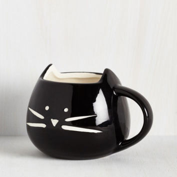 Cats Cat's the Way I Like It Mug by ModCloth