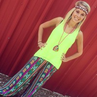 She was a gypsy dress, tribal, tribal dress, dress, maxi dress, boutique clothing, clothing, off the shoulder dresses, off the shoulder tops, boutique clothing, clothing, boutiques in Huffman, Huffman, Huffman texas, palazzo pants, tribal palazzo pants, p