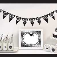 Graduation Party Decoration Kit