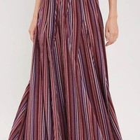 Beach House Maxi Skirt