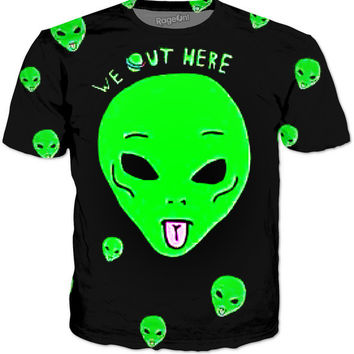 We Øut Here T Shirt