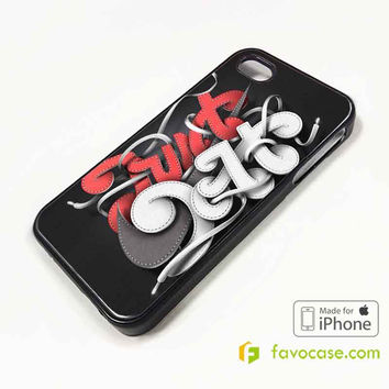 JUST DO IT Nike Every Damn Day iPhone 4/4S 5/5S 5C 6 6 Plus Case Cover